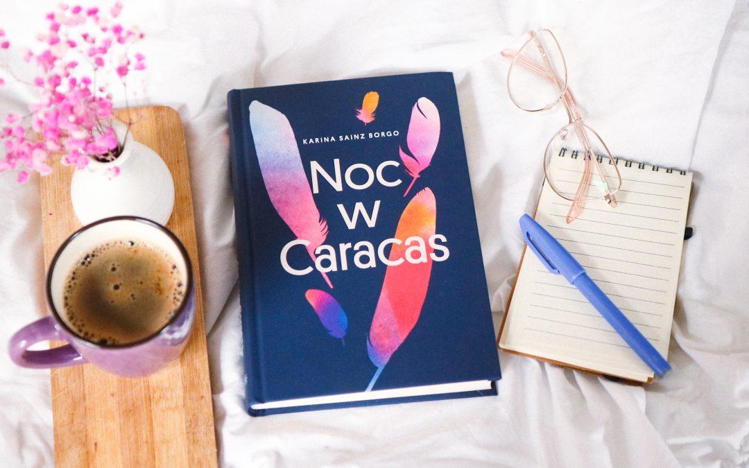 """""""Noc w Caracas"""" – recenzja książki"""